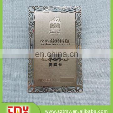 Better manufacturer of metal playing card