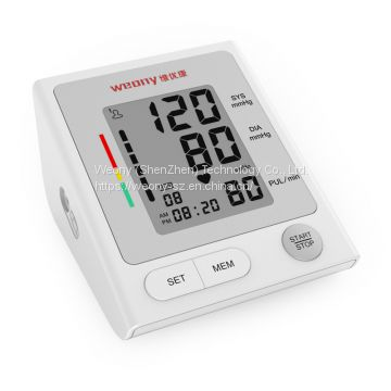 household blood pressure monitor