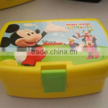 China Manufacturer Wholesale plastic lunch box,PP lunch box
