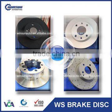 424999 424926 Used Auto Parts Germany Disk Brake Used for Citroen Jumper Bus
