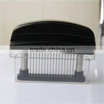 NEW design meat tenderizer,Tender meat needle,cuboid steak needle