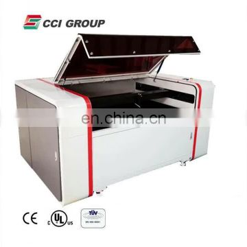 High quality raycus IPG 60w processing non-metal fiber laser engraving and cutting machine with CE