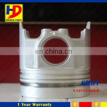 Isuzu Engine 6RB1 Alfin Piston with oil gallery 1-2111-648-0