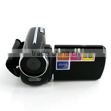 max 12mp digital video camera with 1.88'' TFT display and 4x digital zoom digital camcorder