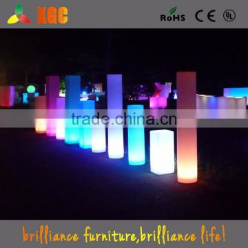 America Hot sell aluminum led spot lights pillar light