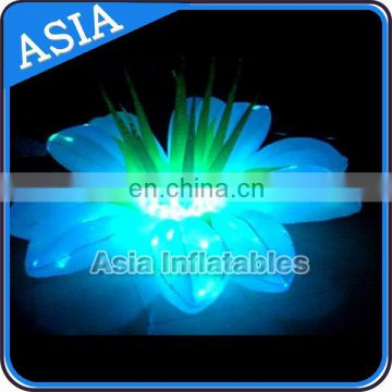 Inflatable Flower Led Lighting Decoration , Hot Selling Led Party Decoration