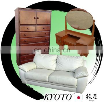 Durable Used Japanese Furniture Tables/the Drawers, the Shelves, etc. at Reasonable Prices
