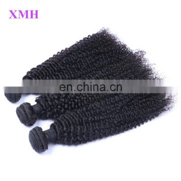 8A Afro Kinky Human Hair Extensions Virgin Brazilian Afro Kinky Curly Hair