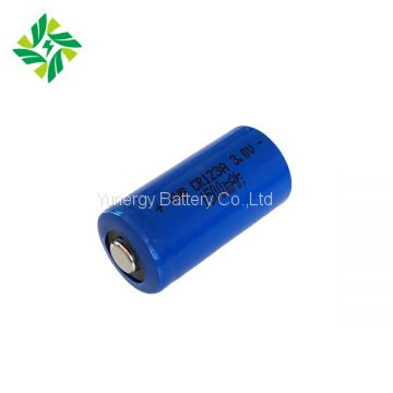 CR123A 3.0V 1500mAh Primary Battery with good performance for water meter