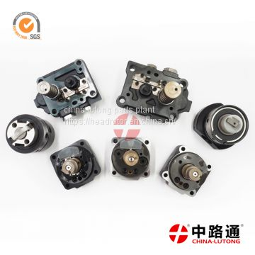 hydraulic head components for replacement pump head