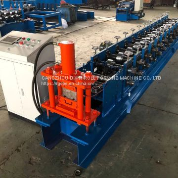 Steel Profile Keel Steel Frame Light Gauge Roll Forming Machine