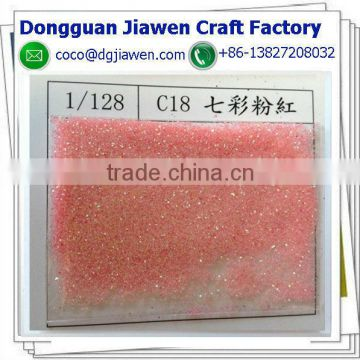 bright pink pigment cosmetics glitter powder                                                                         Quality Choice