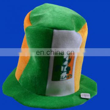 New St Patricks Day Green Irish Stovepipe Costume Hat
