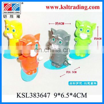 wind up cat toy for kids