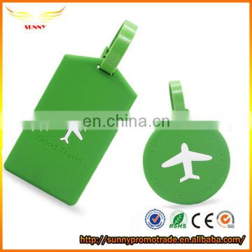 popular colorful luggage tag