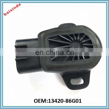 BAIXINDE Automotive Engine Throttle Position Sensor OEM 1342086G01 13420-86G01 For SUZUKIs Throttle