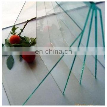 2mm-18mm Clear Glass with CE & ISO certificate