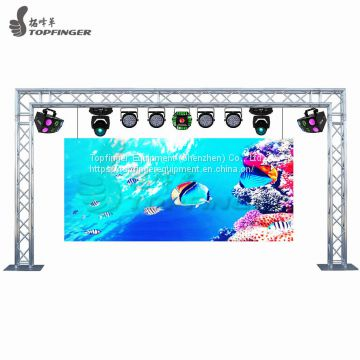 Aluminium Truss Banner Space Easy Roof Frame System Outdoor truss