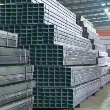 Rectangular Welded Carbon Steel Welding Galvanized Pipe