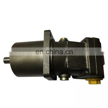 Light weight high pressure high speed motor A2F5