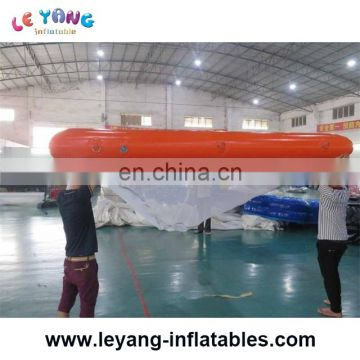 Inflatable floating pool for yacht / giant inflatable pools / inflatable swimming pool