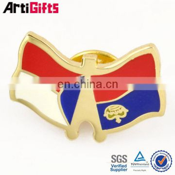 Cheap fishing wholesale lapel pins