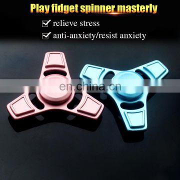 Hot Selling Factory Supply Fidget Tri-spinner,Ball Bearing608
