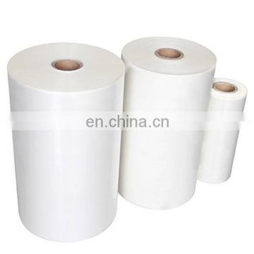 28 mic Matt Anti-scratch Bopp+Eva Hot Laminating Film Roll
