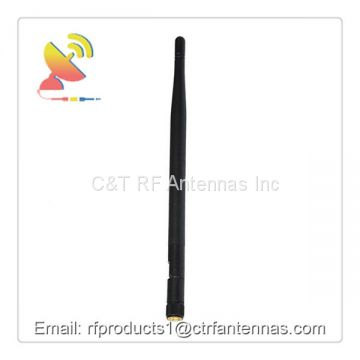 RF Lora portable antenna 915 MHz 3 dBi Dipole Antenna bendable rubber duck  antenna