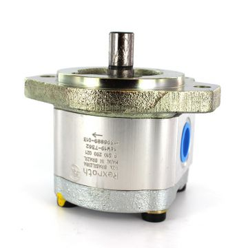 510865305 Clockwise Rotation 1800 Rpm Rexroth Azpgg High Pressure Hydraulic Gear Pump