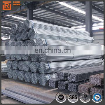 Transportation wall thickness carbon pre galvanized steel pipe