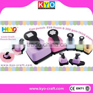 Custom Diy Hole Craft Paper Punch Small Flower Eva Foam Paper Punch