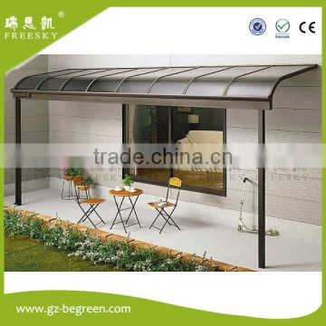 Merveilleux Windproof Large Shade Balcony Roof Covering Patio Covers Electric Awning ...