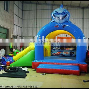 Nemo-Shark Castle Combo, Commercial Bouncers, Party Jumpers