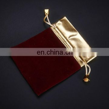 Custom Design High Quality for Small Gift Storage Color Pouch