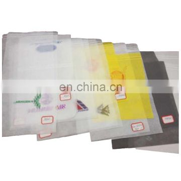 Disposable Custome Airplane and Bus Headrest Cover