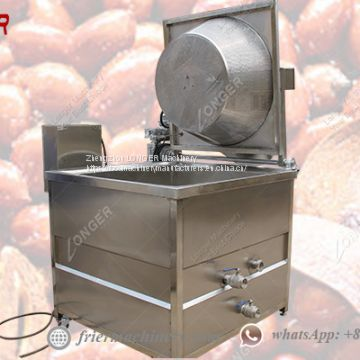 Commercial Peanut Making Machine/Groundnut Frying Business In Nigeria 200kg/h