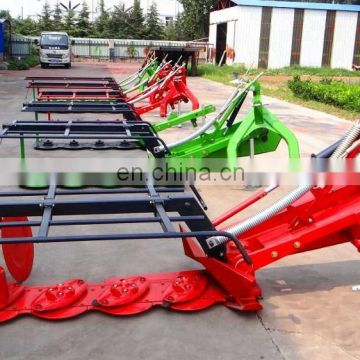Tractor mounted PTO driven disc mower manufacturer