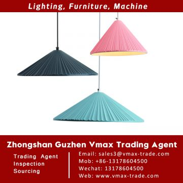Pendant lighting lamp sourcing agent in Guzhen