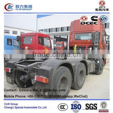 popular dongfeng truck tractor, port terminal tractor