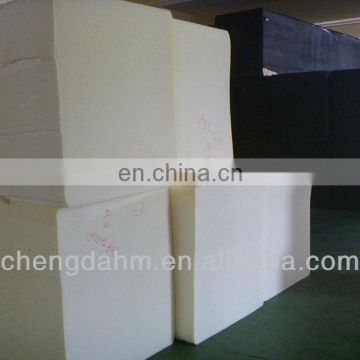 high density white color melamine insulation foam