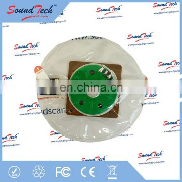 Electronic component supplier water proof voice module