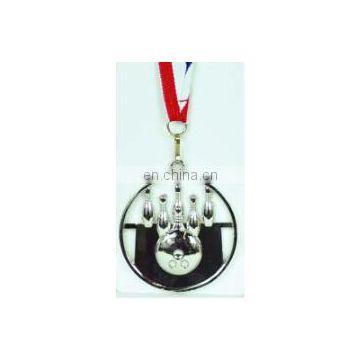 Wholesale neck ribbons medals award ribbon medal in China