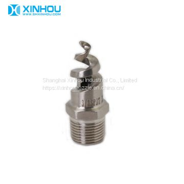 Full Cone Jet Cooling Tower Spiral Sprinkler Nozzles