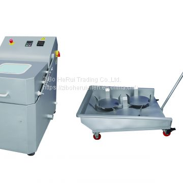 vegetable and fruit cleaning and drying machine