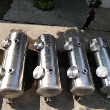 Steel Water Tank Mechanical Sand Filter Water Reuse System