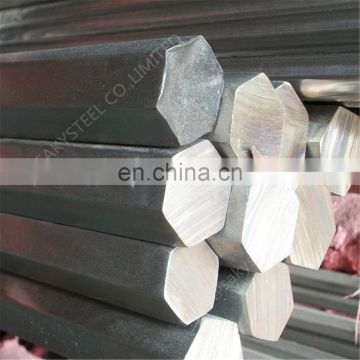 ASTM 410 420 430 Stainless Steel Hexagonal Bar