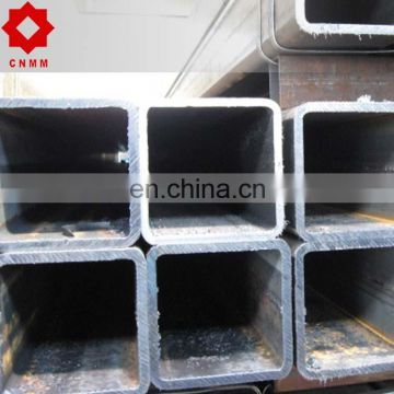 Thick Wall Rectangular steel pipe/Big hollow section pipe/tube