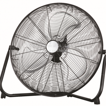 UL/ETL High Velocity Floor Fan,12