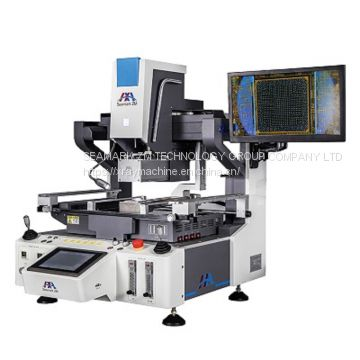 Seamark ZM high automatic BGA rework station ZM-R7830A soldering ic replacement machine